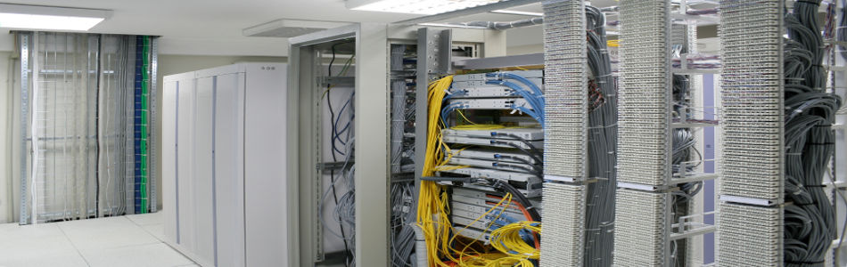 communication servers center